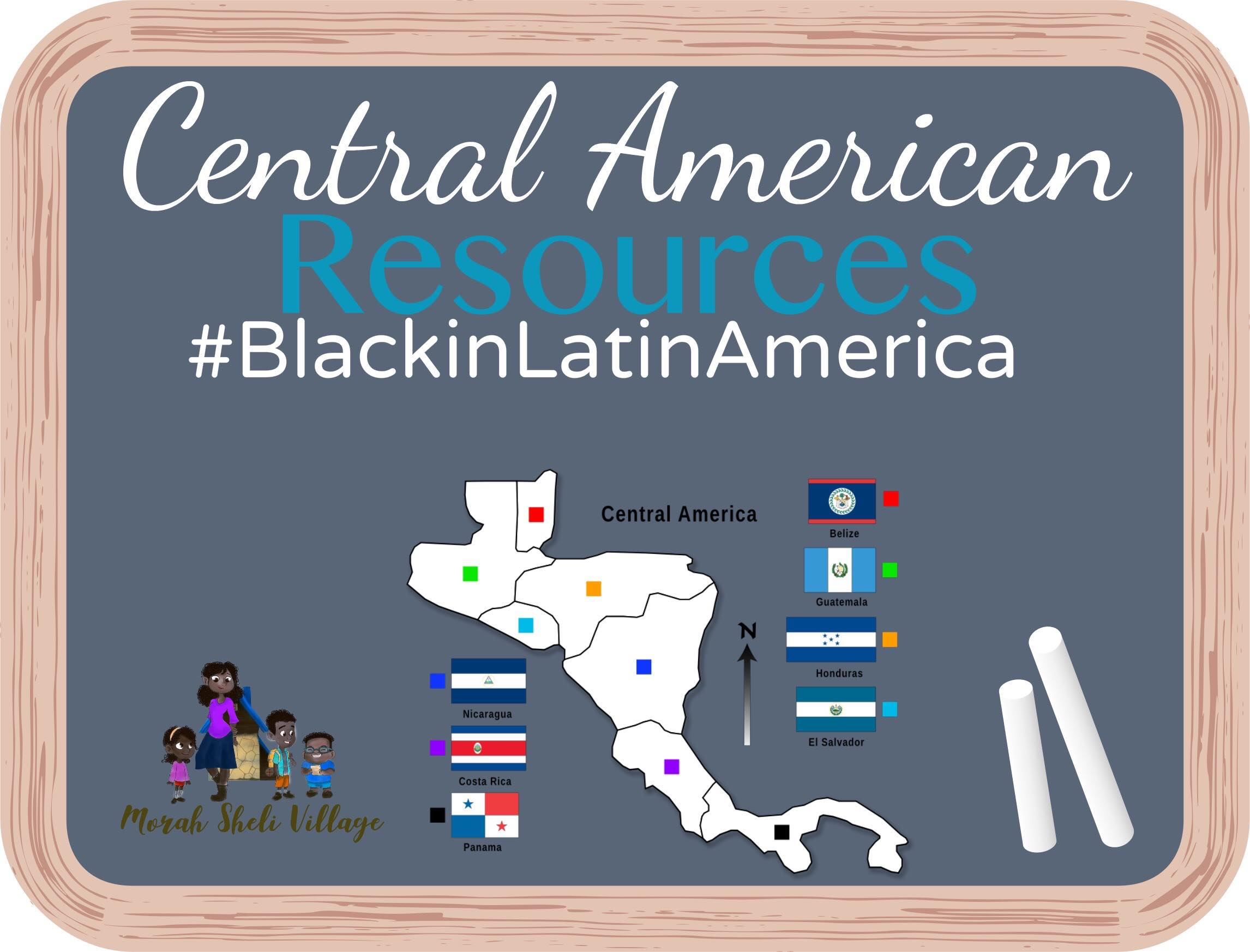 Latin America Part I~ Central American Resources