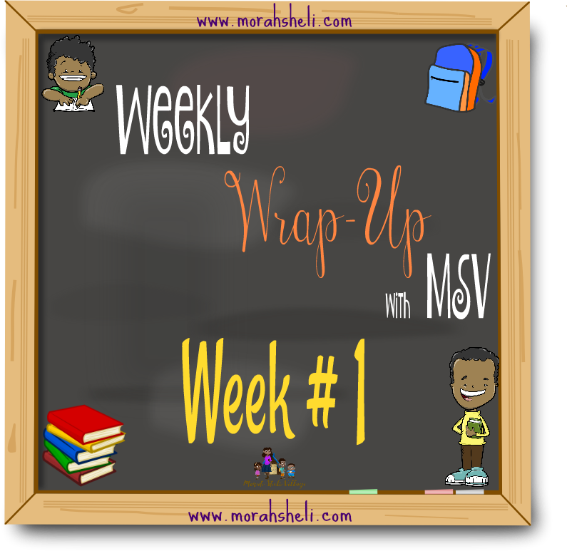 MSV Weekly Wrap Up #1 ~ 2018-2019